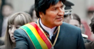Lessons From The Bolivian Coup