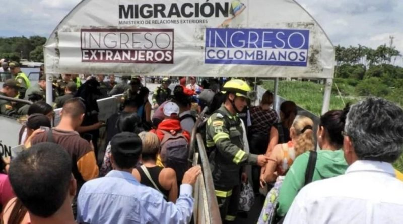 Maduro: Colombia Overstates Number of Venezuelan Migrants to Access International Funds