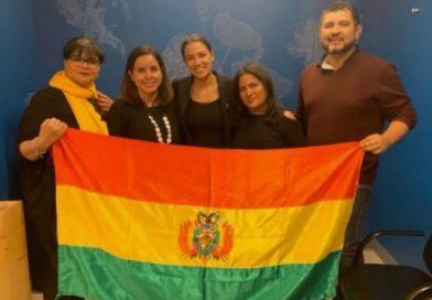 Alexandria Ocasio-Cortez Meets With Bolivian Coup Organizers