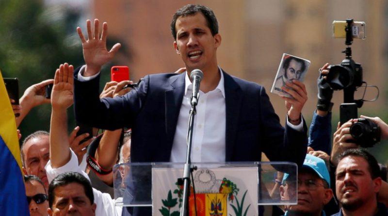 #GuaidoCosmicDust Trending Topic in Venezuela