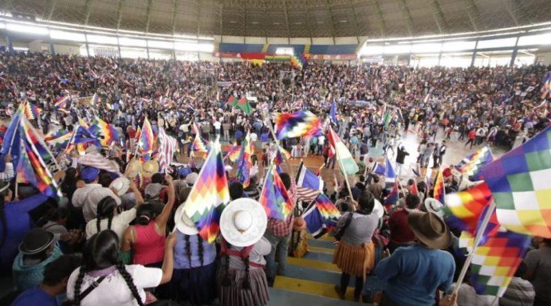 Bolivia: Evo Morales Chosen as MAS Presidential Campaign Director