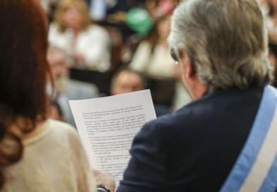 Argentina: Alberto Fernandez's Inauguration Speech (Complete)