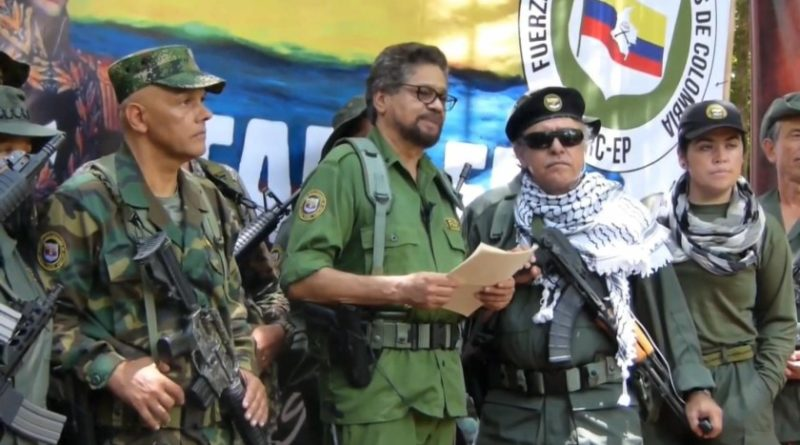 Colombia & the Revolutionary Process