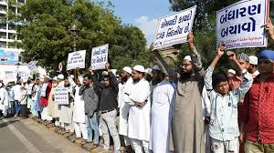Muslims in India Protest Against Citizenship Law