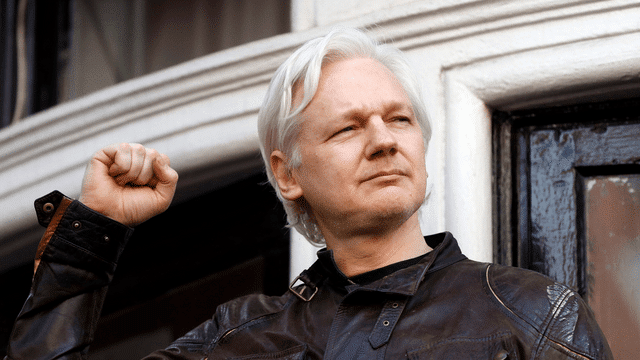 Groundswell of Support for Wikileaks Publisher Julian Assange
