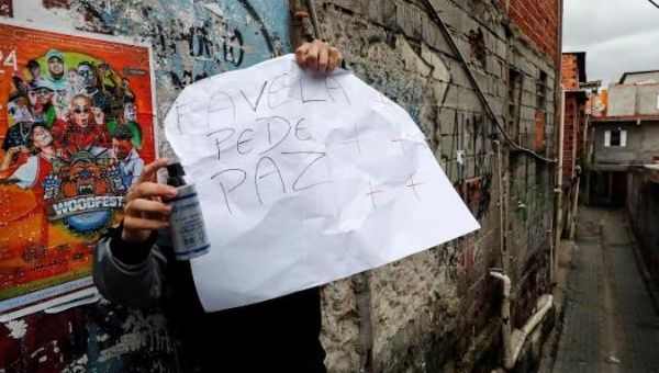 Brazil: Police Raid Kills 9 During Funk Party in Paraisopolis (Sao Paulo)