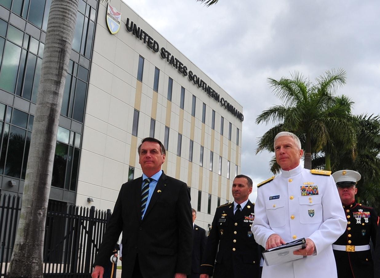 Bolsonaro-Southcom-US-Southern-Command