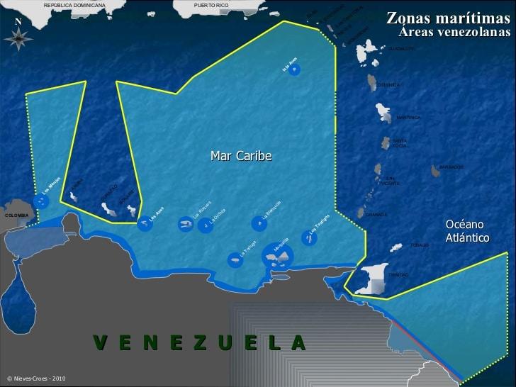 area maritima vzla