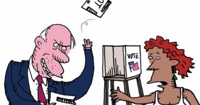 1,913,369 Ballots Thrown Away How Trump did—and will—Disqualify your Vote