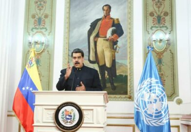 "Speech by his Excellency Mr. Nicolás Maduro Moros, President of the Bolivarian Republic of Venezuela During the ""General Debate of the 75th Regular Session of the General Assembly of the United Nations (UN)"""