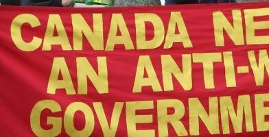 Antiwar Forces Need to Challenge Trudeau Government, Not Praise it