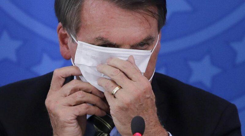 Bolsonaro responsible of covid-19 catastrophe in Brazil