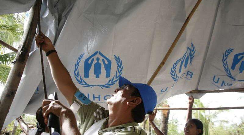 UNHCR, ACNUR, President Maduro, Refugees, Venezuelan Migrants, where is the money?, refugee crisis for regime change,