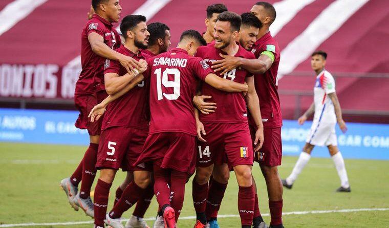 Venezuela, Chile, Vinotinto, World Cup, Venezuela's Victory