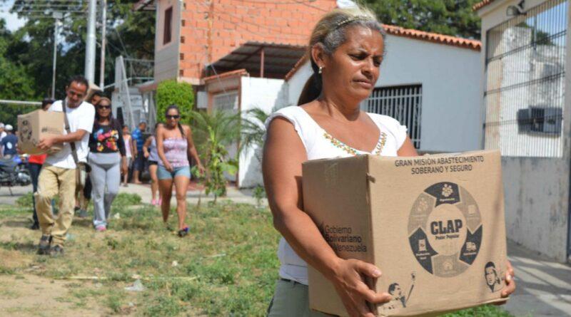 CLAP, Venezuela, food sovereignty, US sanctions, economic warfare, President Maduro, resistance