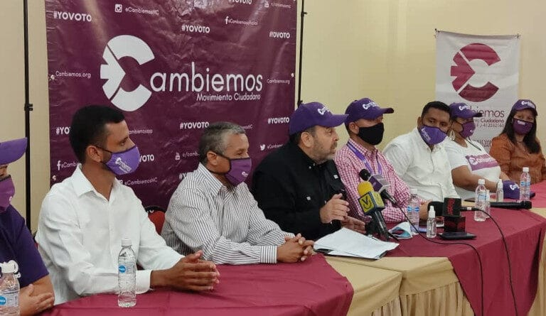 Timoteo Zambrano, Cambiemos, Anti-Chavismo, Parliamentary Elections, 6D,Venezuela, political freedom, campaign