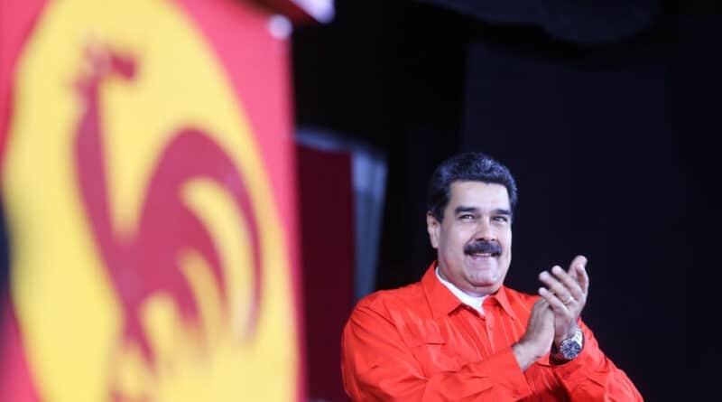 Maduro PCV GPP APR PSUV Venezuela