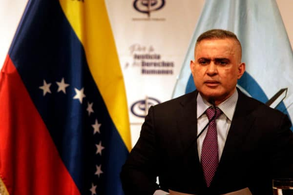 Tarek William Saab Venezuela Attorney General FAES