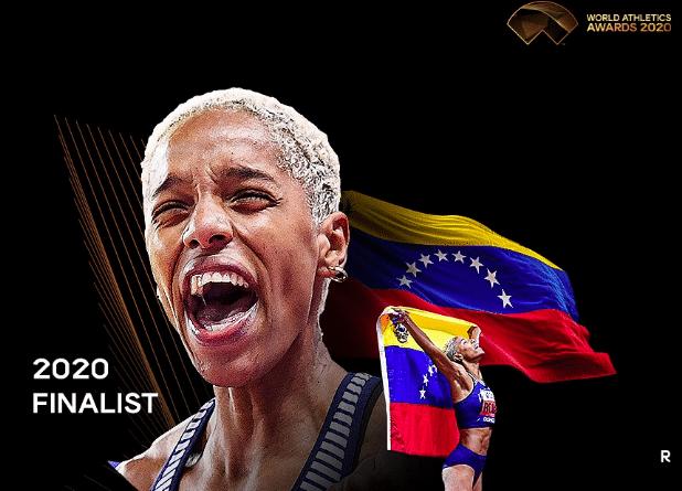Yulimar Rojas, venezuela, sport hero