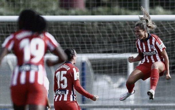 Neyda Castellanos, Venezula, Soccers, Atletico de Madrid, Spain