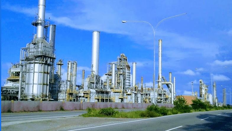 el palito refinery venezuela