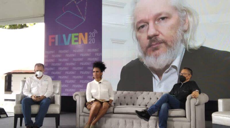 FILVEN 2020 Venezuela Solidarity Assange