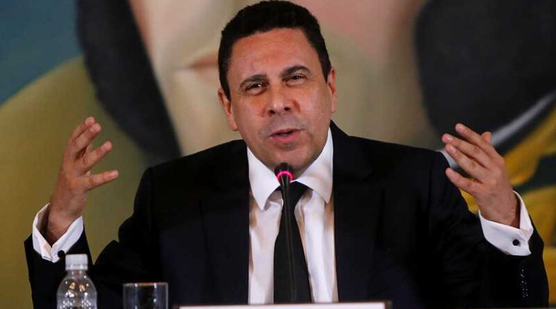 Samuel Moncada Fighting US Sanctions in the UN