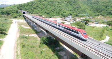 Caracas Valles del Tuy train