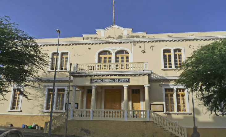 Featured image: Cape Verde Supreme Court. File photo.
