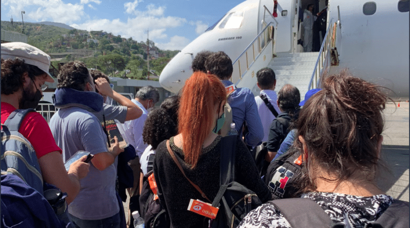 International Observers stranded in Venezuela due to Colombia's Ivan Duque attacks on Venezuela
