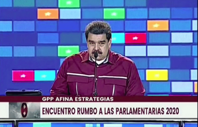 President Maduro in Venezuela: If the Opposition Wins Parliamentary Elections I'm Leaving