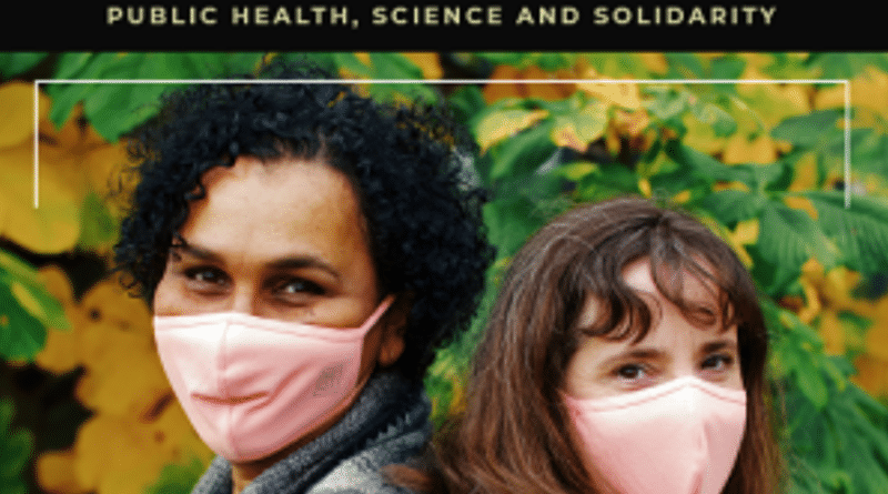 Cuba & Covid-19: Public Health, Science and Solidarity. Poster