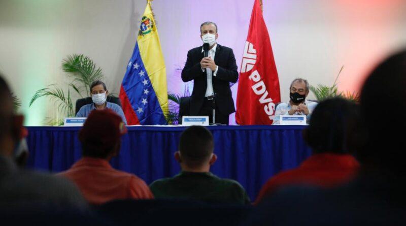 Tareck El Aissami, Gasoline, Venezuela, sabotag, PDVSA, Paraguana, Falcon, corruption,