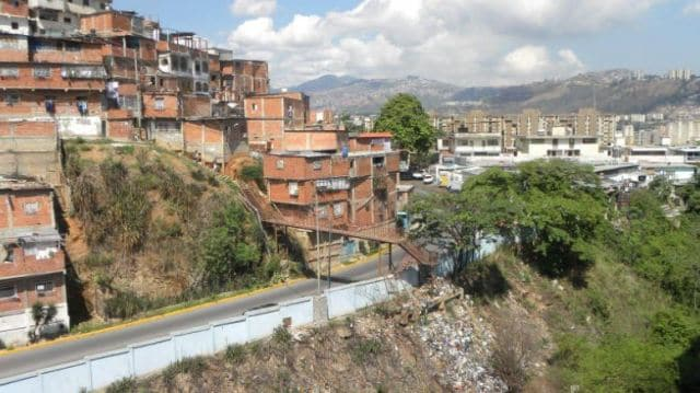 Shooting at the Cota 905 in Caracas - US intelligence might be behind