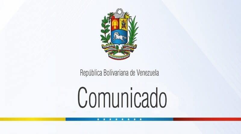 communique guyana