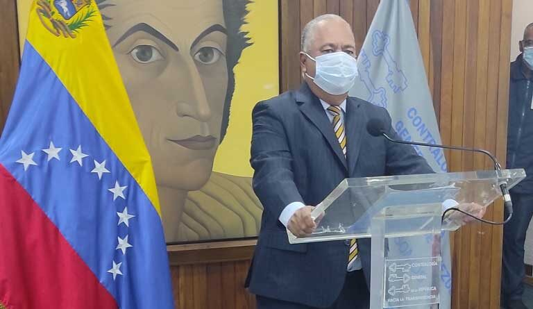 Featured image: Guaido has a US bank account with more than 2 billion dollars. Photo courtesy of Venezuelan Comptroller Office.