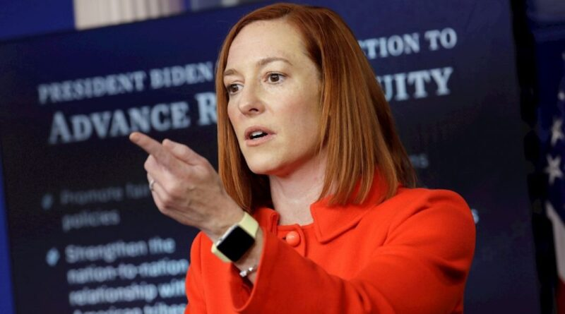 Press Secretary Jen Psaki: Biden goal is support a 'transition' in Venezuela