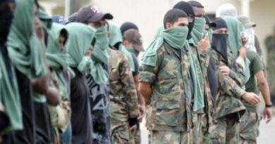 Featured image: The Colombian narco-paramilitary gang Los Rastrojos would be involved in the dismantled Operation Red October (Photo: File).