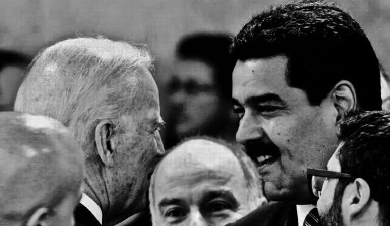 Maduro call on Biden to improve relations