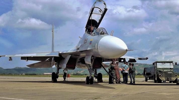 Featured image: Venezuela has 23 Russian Su-30MKV fighters (Photo: CC BY-SA 4.0 / Carlos E. Pérez SL / Sukhoi SU-30MK2).