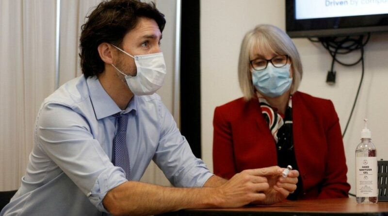 Featured image: Canada's prime minister Justin Trudeau explaining why they took vaccines from a UN fund dedicated to provide vaccines to low income countries (COVAX). Canada has been heavily criticized for hording anti covid-19 vaccines. Photo courtesy of Reuters.