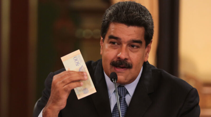 Featured image: President of Venezuela Nicolas Maduro. FIle photo.