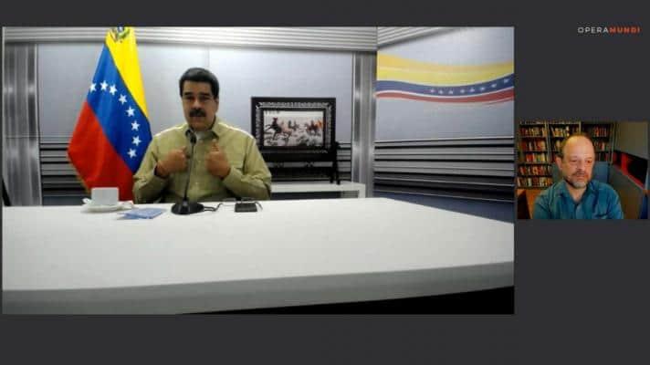 Featured image: President Nicolás Maduro offered an exclusive interview to Brazilian journalist Breno Altman (Photo: Presidential Press of Venezuela).