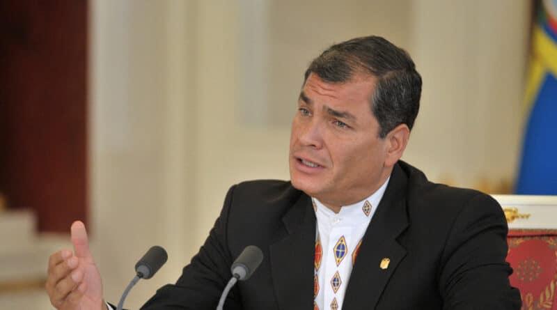 Rafael Correa - Sputnik / Aleksey Nikolskyi