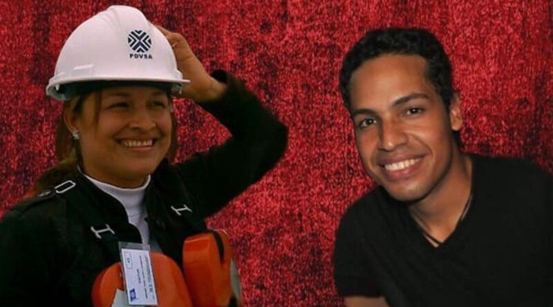 Aryenis Torrealba and Alfredo Chirinos sentenced to five years in jail