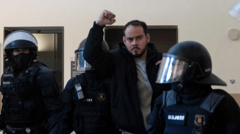Spain's Freedom of Speech in ICU: Anti-monarchist Pablo Hasel arrested.