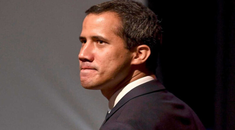 Former deputy Guaido now facing diplomatic problems with Panama. File photo.