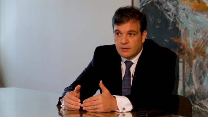 Ricardo Cusanno, president of Fedecámaras (Photo: Kenny Linares / El Nacional)