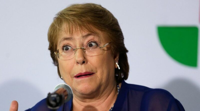 Featured image: Michell Bachelet, UN High Representative on Human Rights again exceeding her role in its relation with Venezuela and dodging on US pressure. File photo.