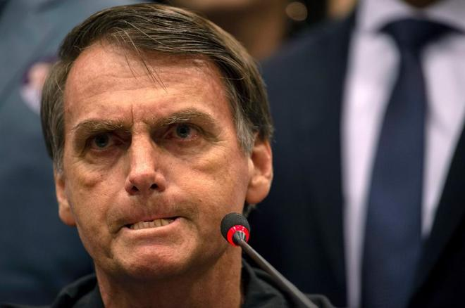 Many in Brazil demand Bolsonaro impeachment for leading Brazil into COVID-19 catastrophe. File photo.